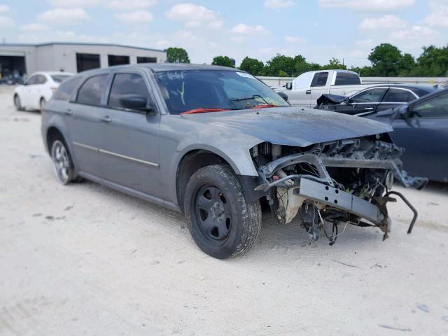 Salvage 2007 Dodge MAGNUM SXT for sale