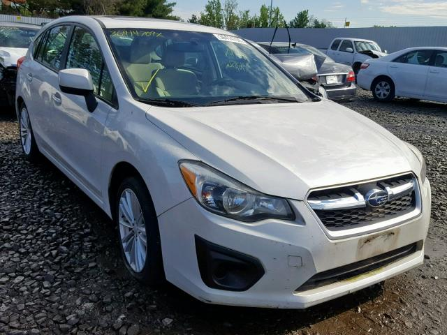 click here to view 2012 SUBARU IMPREZA PR at IBIDSAFELY