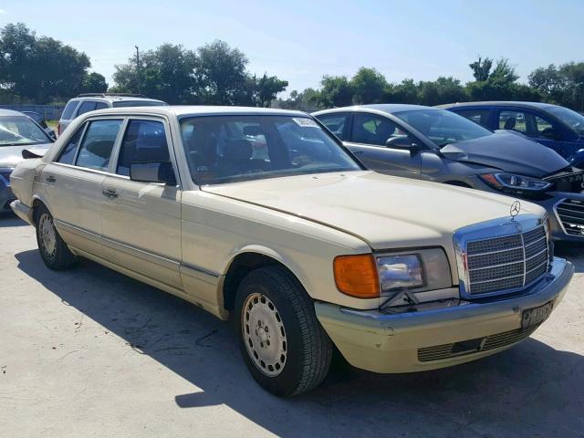 1990 Mercedes-Benz 560 Sel 5 6L 8 in FL - Tampa South