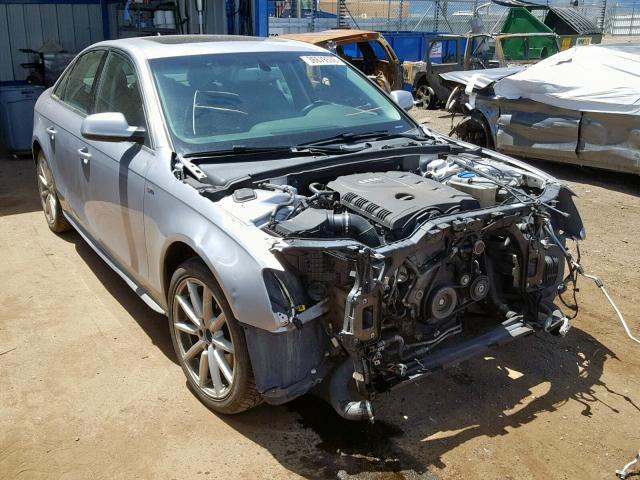 2015 Audi A4 Premium 2.0L
