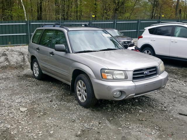 click here to view 2005 SUBARU FORESTER 2 at IBIDSAFELY