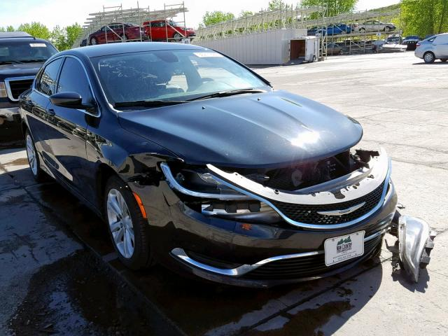 click here to view 2017 CHRYSLER 200 LIMITE at IBIDSAFELY