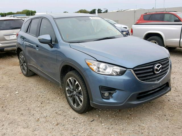 click here to view 2016 MAZDA CX-5 GT at IBIDSAFELY
