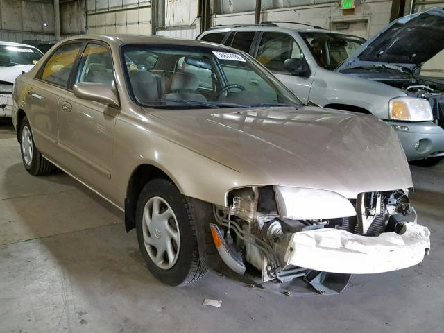 1999 MAZDA 626 ES Photos | OR - PORTLAND SOUTH - Salvage Car Auction
