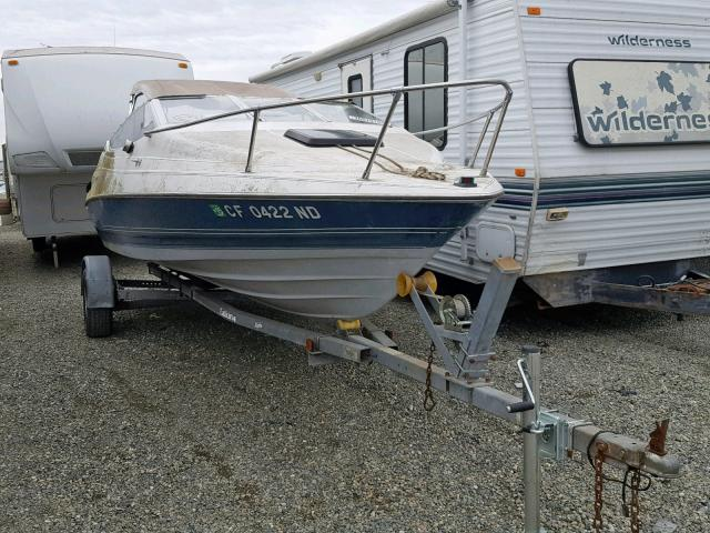 Auto Auction Ended on VIN: BL3C77CKA191 1991 Bayl Boat