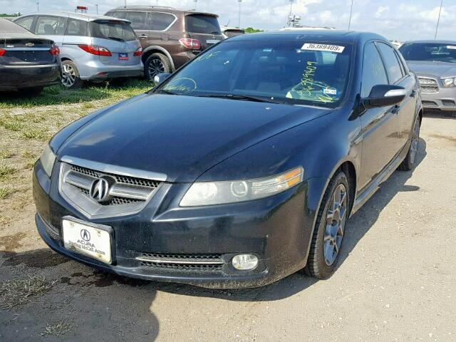 2007 Acura Tl Type S 3 5l 6 For Sale In Houston Tx Lot 36389409