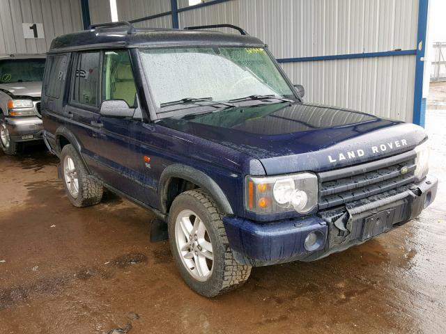 click here to view 2003 LAND ROVER DISCOVERY at IBIDSAFELY
