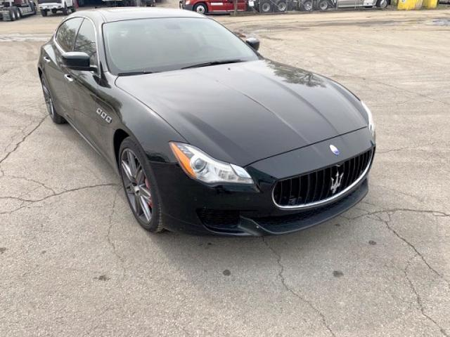 click here to view 2014 MASERATI QUATTROPOR at IBIDSAFELY