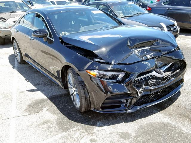 click here to view 2019 MERCEDES-BENZ CLS 450 at IBIDSAFELY