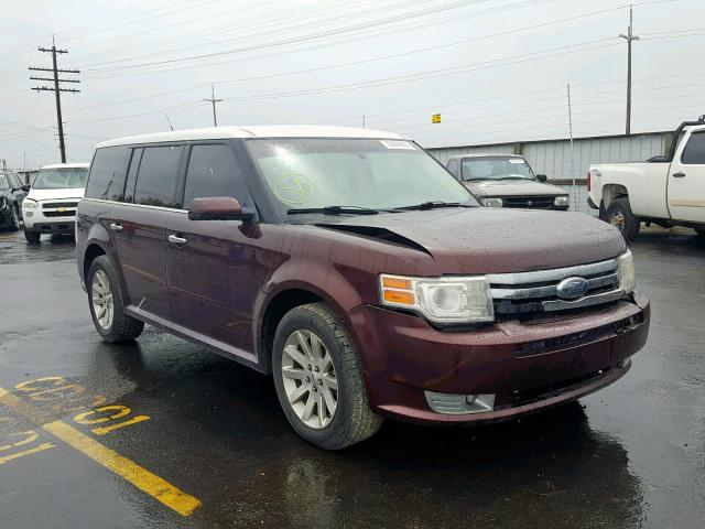 click here to view 2009 FORD FLEX SEL at IBIDSAFELY