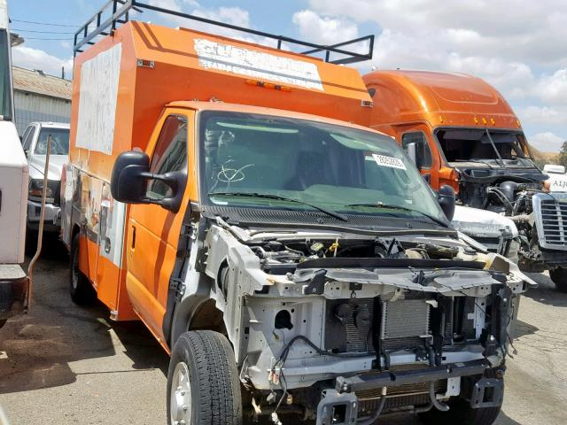 Salvage 2013 Ford ECONOLINE for sale