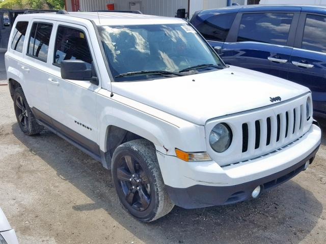 click here to view 2015 JEEP PATRIOT SP at IBIDSAFELY