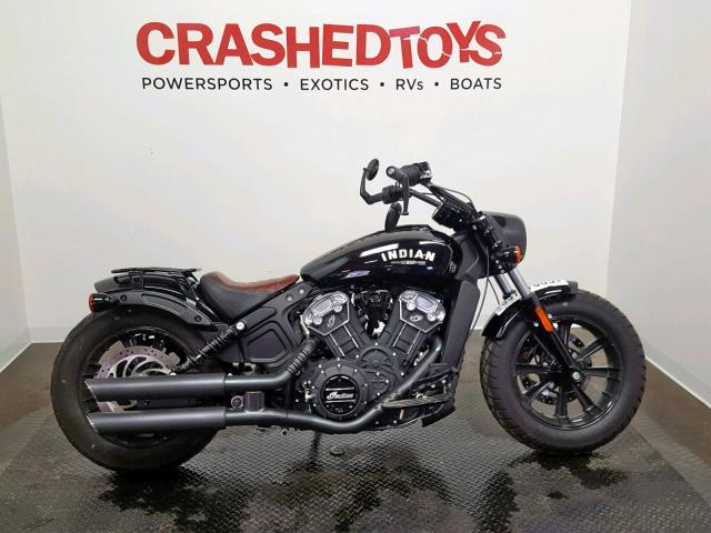 click here to view 2018 INDIAN MOTORCYCLE CO. SCOUT BOBB at IBIDSAFELY