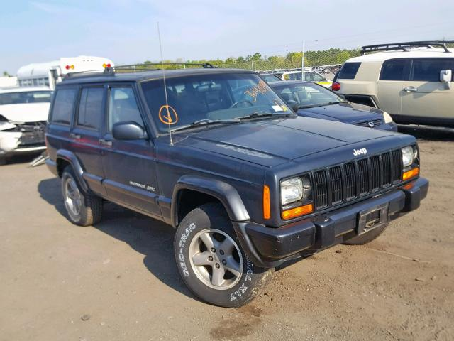 1999 Jeep Cherokee S 4 0L 6 in NY - Long Island