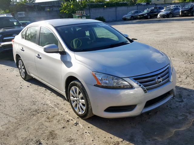 click here to view 2013 NISSAN SENTRA S at IBIDSAFELY