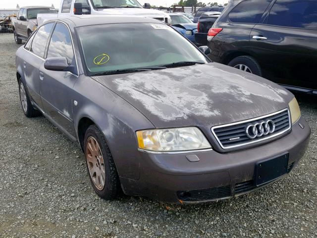 Salvage 2001 Audi A6 2.8 QUATTRO for sale