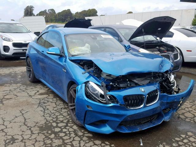click here to view 2018 BMW M2 at IBIDSAFELY