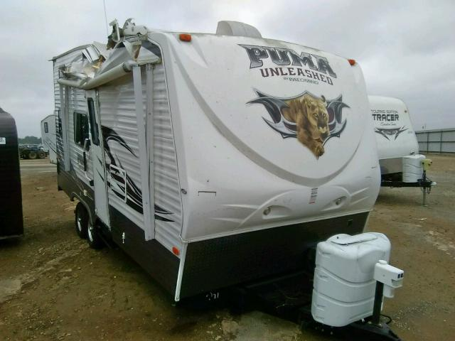click here to view 2013 PUMA TRAILER at IBIDSAFELY
