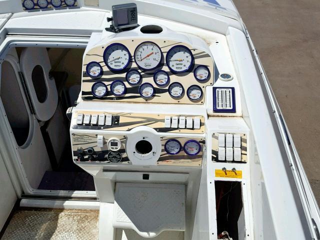 AGC71003C979 - 1997 Baja Outlaw Sst engine view
