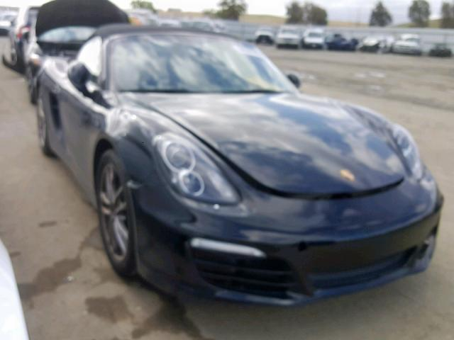 click here to view 2013 PORSCHE BOXSTER at IBIDSAFELY