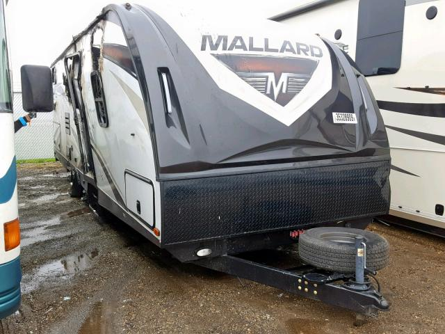 Mallard salvage cars for sale: 2018 Mallard Motorhome