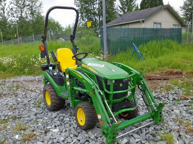 click here to view 2018 JOHN DEERE TRACTOR at IBIDSAFELY