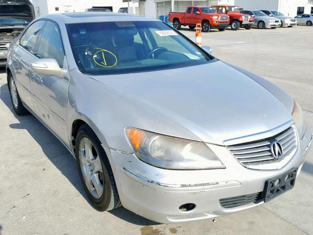 Salvage 2006 Acura RL for sale
