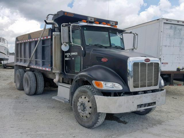 click here to view 2007 PETERBILT DUMPTRUCK at IBIDSAFELY
