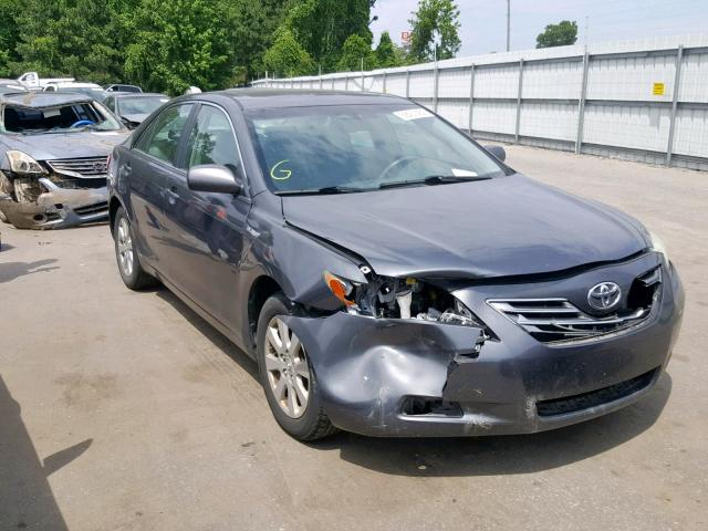 Salvage 2009 Toyota CAMRY HYBRID for sale