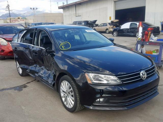 click here to view 2016 VOLKSWAGEN JETTA SEL at IBIDSAFELY