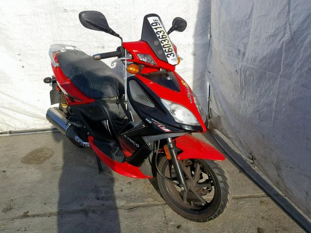 click here to view 2009 KYMCO USA INC SUPER 8 15 at IBIDSAFELY