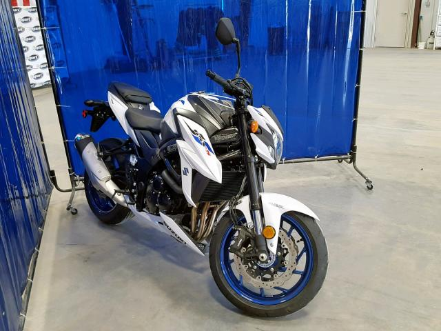 2019 Suzuki Gsx-S750 4 for Sale in East Point GA - Lot: 35973629