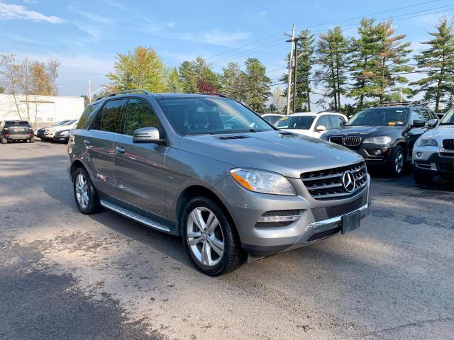 4JGDA5HB5CA030011 - 2012 Mercedes-Benz Ml 350 4Ma 3.5L Right View