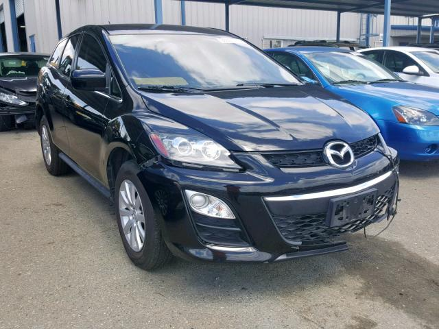 Mazda CX-7 salvage cars for sale: 2012 Mazda CX-7