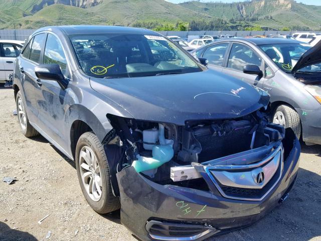 Acura Van Nuys >> 2016 Acura Rdx Techno 3 5l 6 For Sale In Van Nuys Ca Lot 36539859