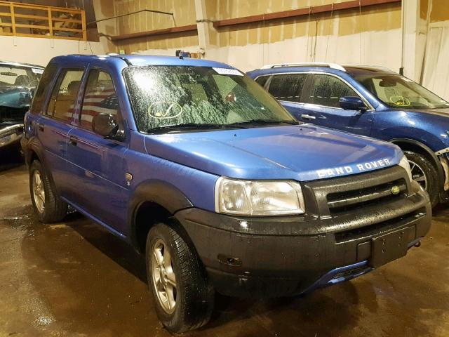click here to view 2002 LAND ROVER FREELANDER at IBIDSAFELY