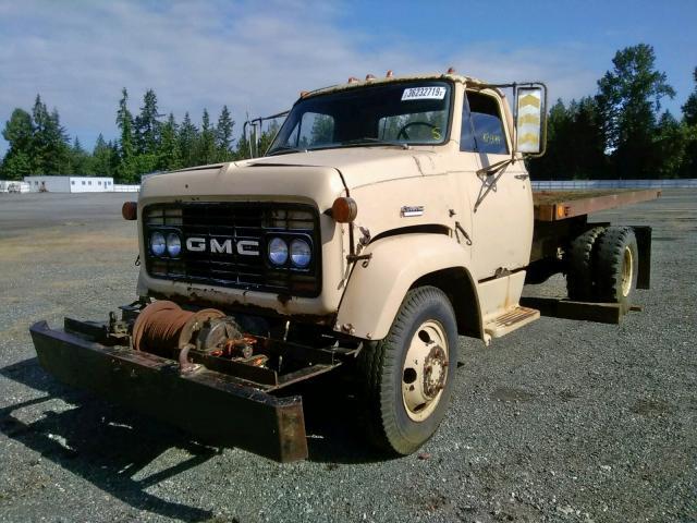 1969 GMC 5500