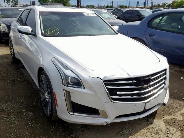 click here to view 2017 CADILLAC CTS LUXURY at IBIDSAFELY