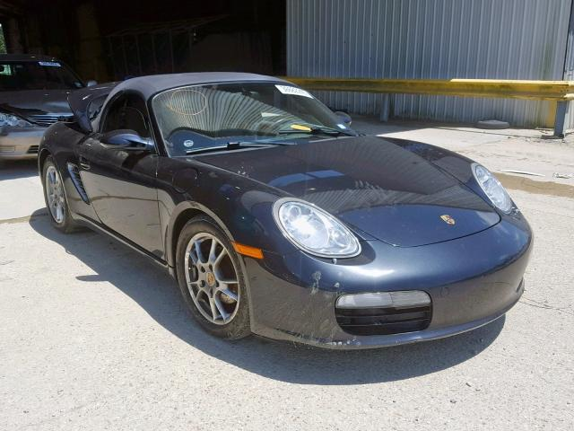 click here to view 2007 PORSCHE BOXSTER at IBIDSAFELY