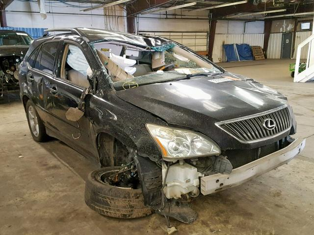 Lexus RX 330 salvage cars for sale: 2006 Lexus RX 330