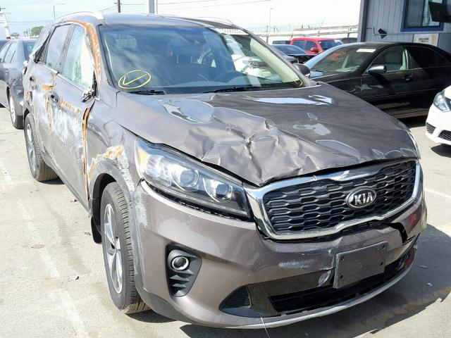 click here to view 2019 KIA SORENTO EX at IBIDSAFELY