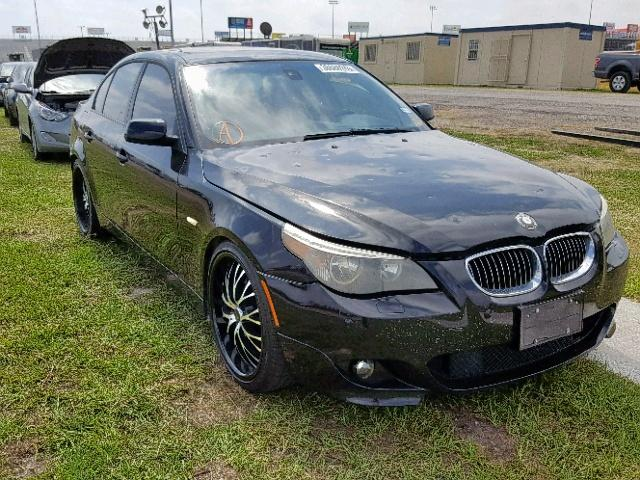 2007 BMW 525 I 3 0L 6 for Sale in Houston TX - Lot: 36688949