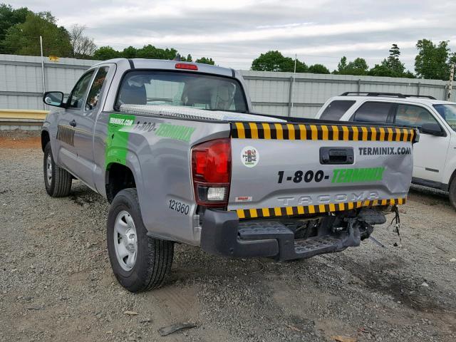 2018 Toyota Tacoma Access Cab Photos Va Danville Salvage Car Auction On Fri Jul 26 2019 Copart Usa