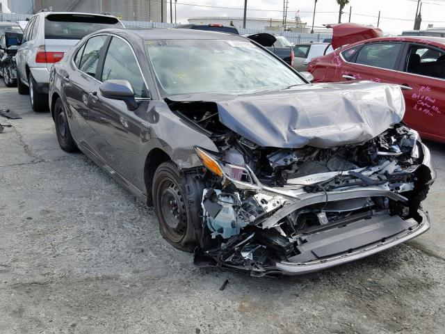 click here to view 2018 TOYOTA CAMRY LE at IBIDSAFELY
