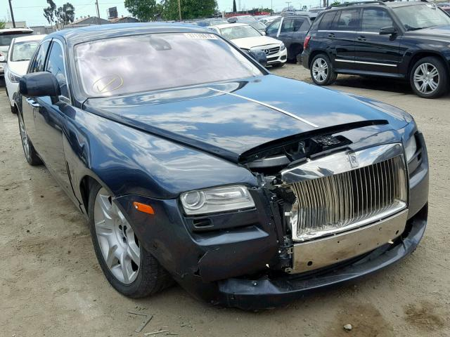 click here to view 2011 ROLLS-ROYCE GHOST at IBIDSAFELY