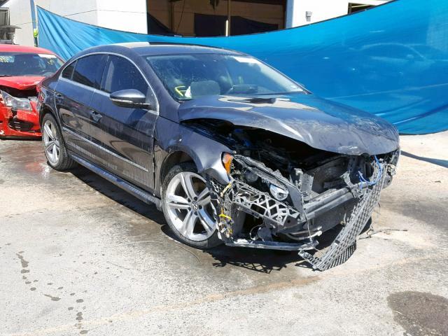 Salvage 2013 Volkswagen CC SPORT for sale