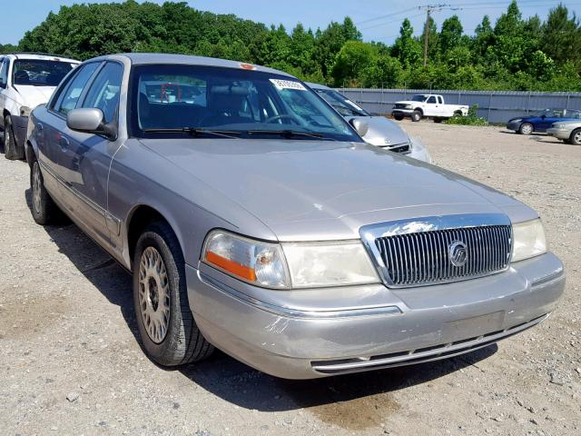 click here to view 2003 MERCURY GRAND MARQ at IBIDSAFELY