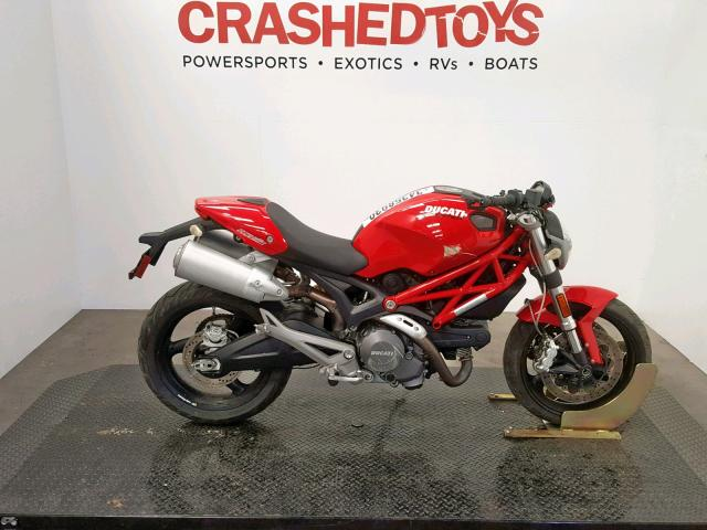 click here to view 2009 DUCATI MONSTER 69 at IBIDSAFELY