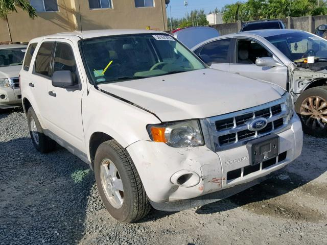 2012 Ford Escape Xls 2.5L