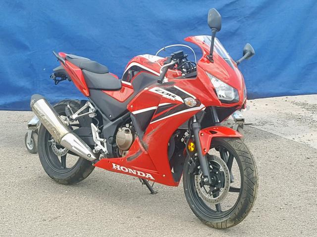 click here to view 2017 HONDA CBR300 R at IBIDSAFELY